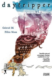 Book cover: Daytripper by Fábio Moon and Gabriel Bá