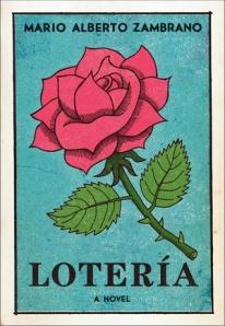 Book cover: Loteria by Mario Alberto Zambrano
