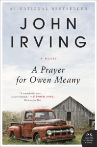 Book cover: A Prayer for Owen Meany by John Irving