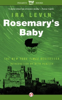 Book cover: Rosemary's Baby by Ira Levin