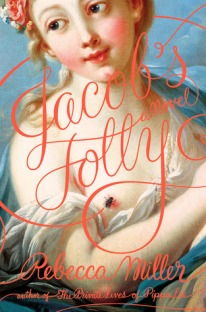 Book cover: Jacob's Folly by Rebecca Miller