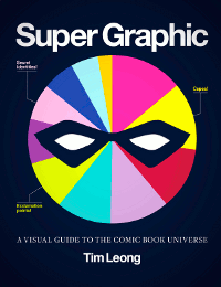 Book Cover: Super Graphic by Tim Leong