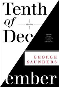 Book cover: Tenth of December by George Saunders