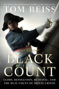 Book cover: The Black Count by Tom Reiss