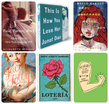 Favorite book covers of 2013