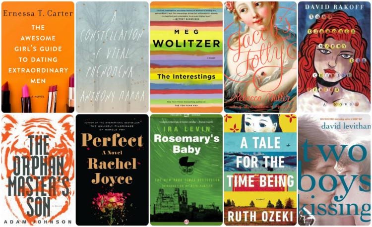 Favorite novels of 2013