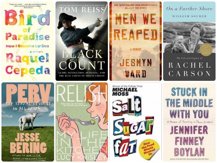Favorites of 2013: Nonfiction & Memoir