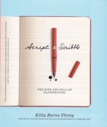 Book cover: Script and Scribble by Kitty Burns Florey