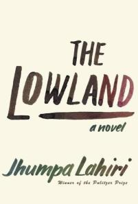 Book cover: The Lowland by Jhumpa Lahiri