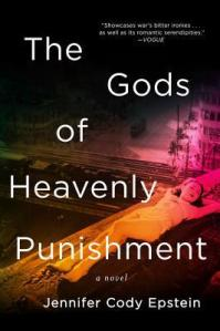 Book cover: The Gods of Heavenly Punishment by Jennifer Cody Epstein