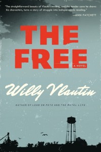 Book cover: The Free by Willy Vlautin