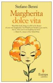 Book cover: Margherita Dolce Vita by Stefano Benni
