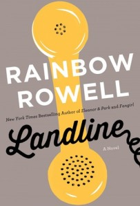 Book cover: Landline by Rainbow Rowell
