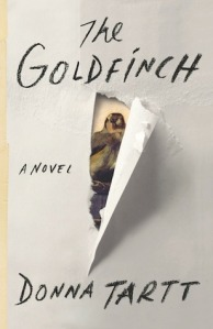 Book cover: The Goldfinch by Donna Tartt