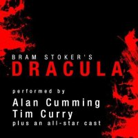 Book cover: Dracula by Bram Stoker