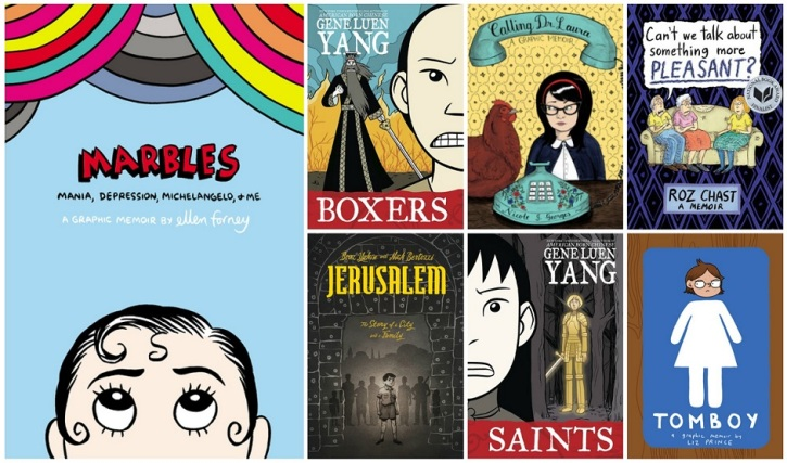 Favorites of 2014: Comics