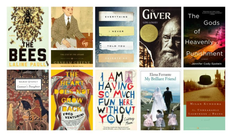 Favorites of 2014: Fiction