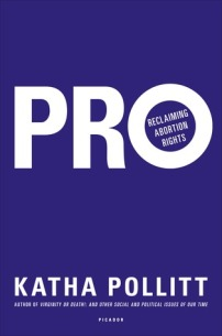Book cover: Pro by Katha Pollitt