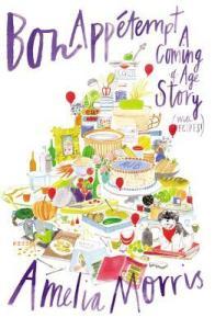 Book cover: Bon Appetempt by Amelia Morris
