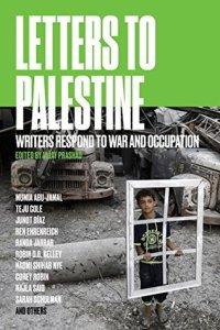 Book cover: Letters to Palestine edited by Vijay Prashad