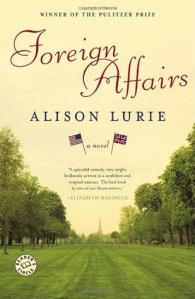 Book cover: Foreign Affairs by Alison Lurie