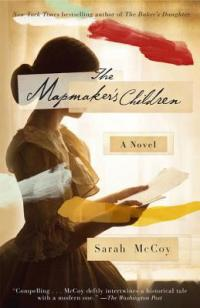 Book cover: The Mapmaker's Children by Sarah McCoy