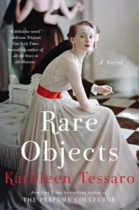 Book cover: Rare Objects by Kathleen Tessaro