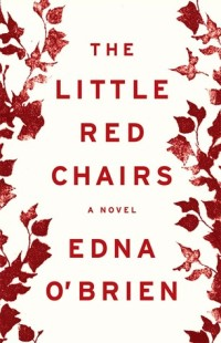 Book cover: The Little Red Chairs by Edna O'Brien