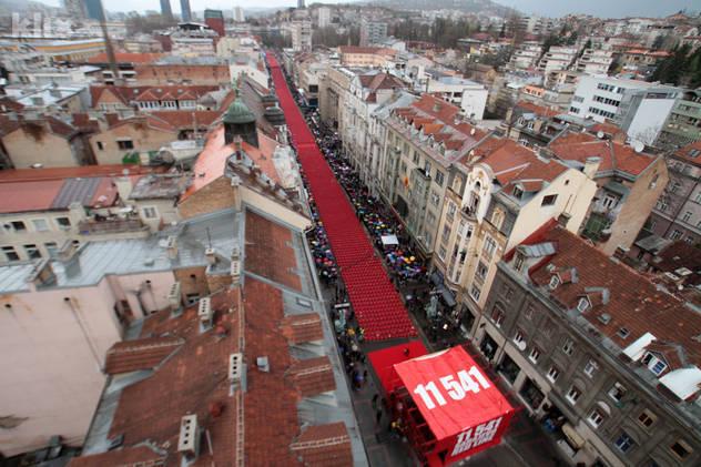 Photo: Sarajevo Red Line 2012