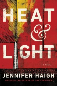 Book cover: Heat and Light by Jennifer Haigh
