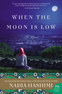 Book cover: When the Moon is Low by Nadia Hashimi