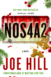 Book cover: NOS4A2 by Joe Hill