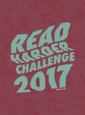 Read Harder Challenge logo 2017