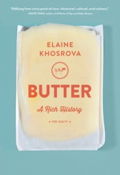 Book cover: Butter by Elaine Khosrova