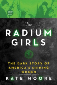Book cover: The Radium Girls by Kate Moore