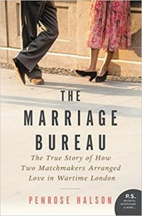 Book cover: The Marriage Bureau by Penrose Halston
