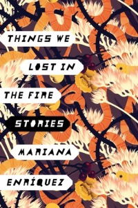 Book cover: Things We Lost in the Fire by Mariana Enríquez