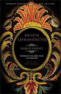 Book cover: Kristin Lavransdatter by Sigrid Undset