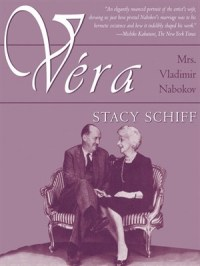Book cover: Véra (Mrs.Vladimir Nabokov) by Stacy Schiff