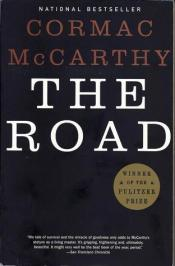 Book cover: The Road by Cormac McCarthy