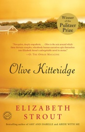 Book cover: Olive Kitteridge