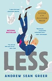 Book cover: Less by Andrew Sean Greer